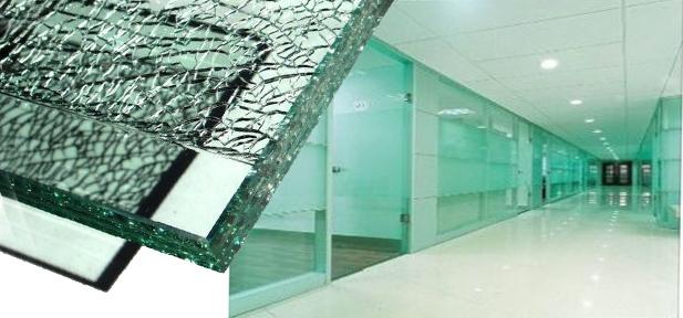 Безопасность каленого стекла
