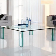 Стеклянный стол — плюсы и минусы (преимущества и недостатки)