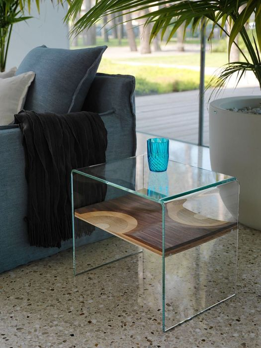 Стол из стекла на заказ