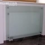 Экран для радиатора из стекла Спб