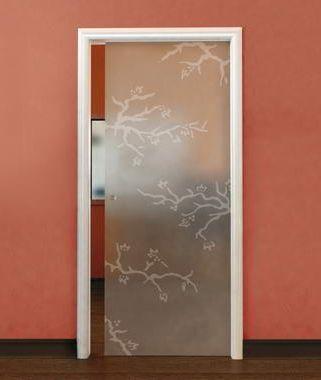Стеклянные двери — какие выбрать?