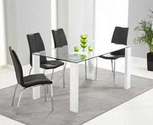 Стеклянный стол на заказ