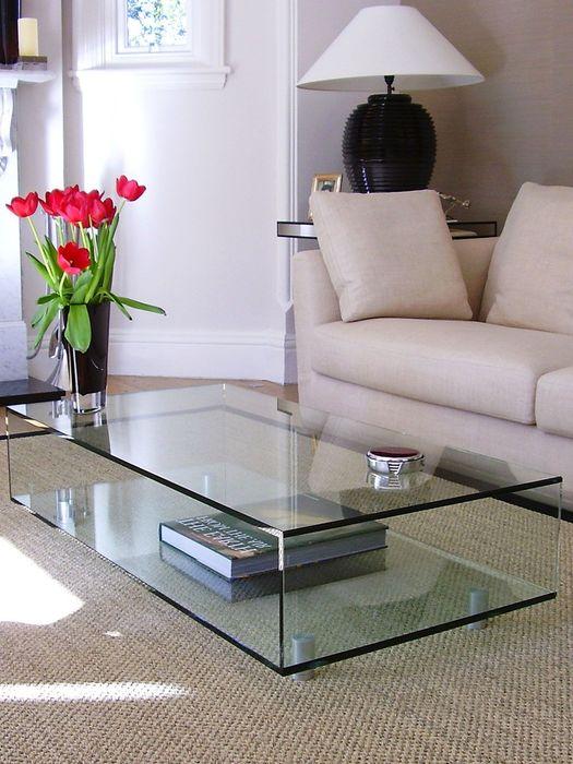 Мебель из стекла и зеркал — достоинства