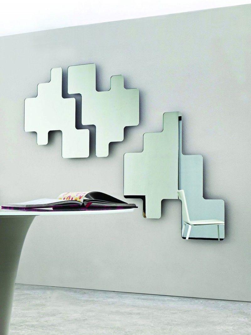 Комбинированное зеркало
